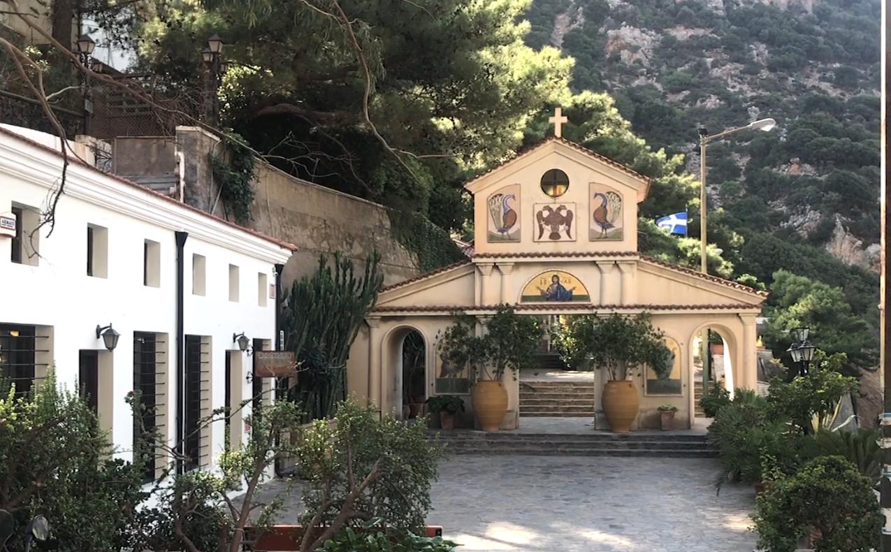 Selinari - oáza klidu přímo u cesty